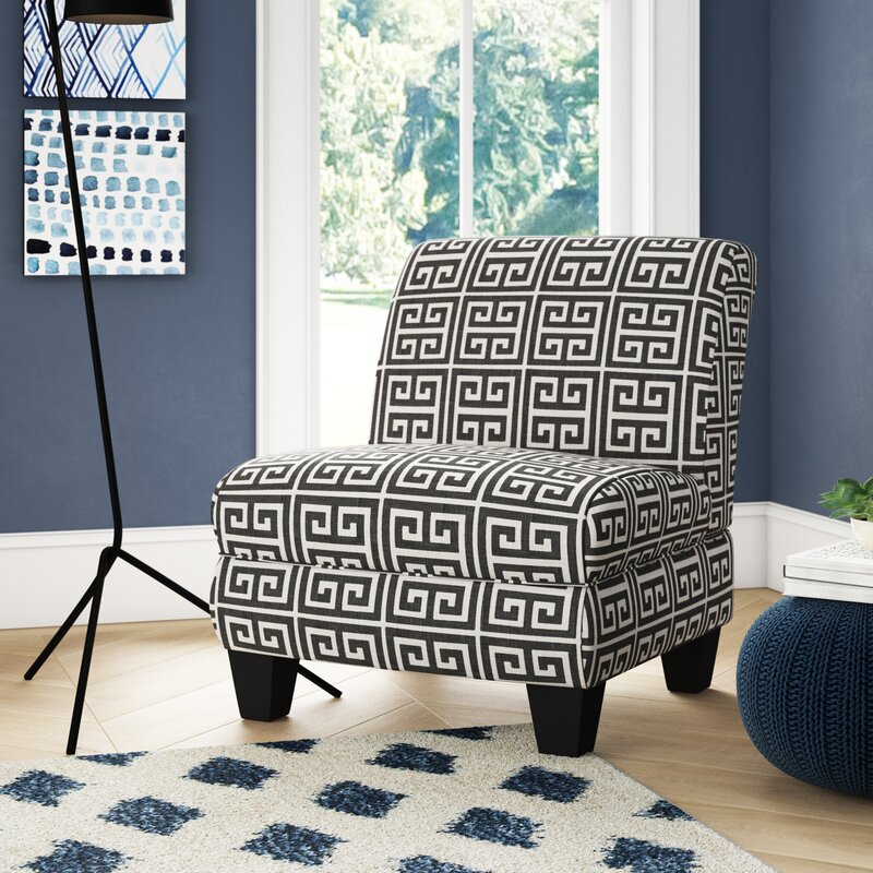 Wrought Studio Havertown Slipper Chair