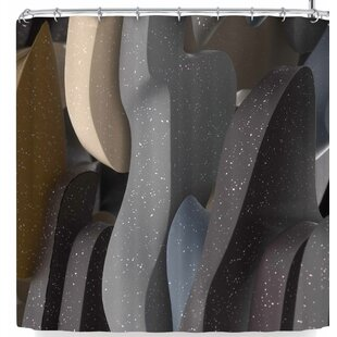 Danny Ivan Adeline Single Shower Curtain