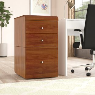 Sunterra 3-Drawer Vertical Filing Cabinet By George Oliver