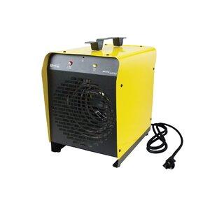 Portable 4,000 Watt Electric Fan Ceiling Mounted Heater By King Electric