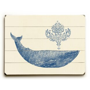 Whale Wooden Wall Art You Ll Love In 2019 Wayfair