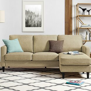 Cazenovia Reversible Sectional by Zipcode Design