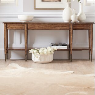 Hooker Furniture Skinny Console Table