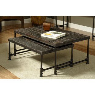 Cortland 2 Piece Coffee Table Set