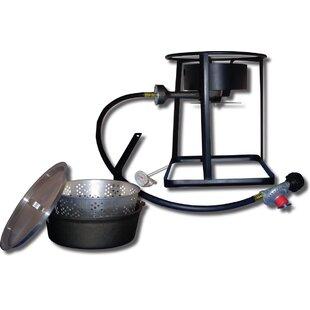 Outdoor Cast Iron Pot