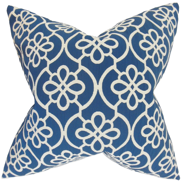 Darby Home Co Waldrop Geometric Floor Pillow Wayfair