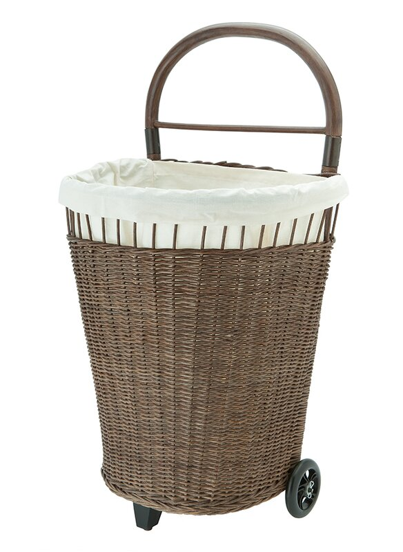 French Market Wicker Basket