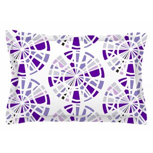 Patternmuse 'Precious Amethyst' Illustration Sham