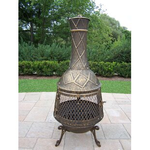 Oakland Living Elite Chiminea