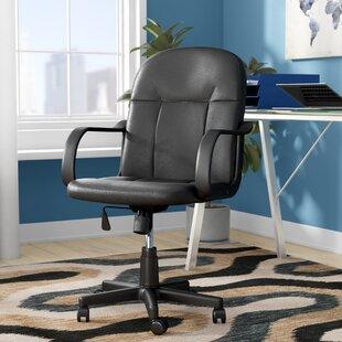 Ebern Designs Barone Mid-Back Desk Chair