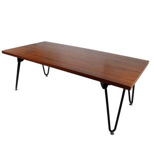 Gaddy Ebony Coffee Table