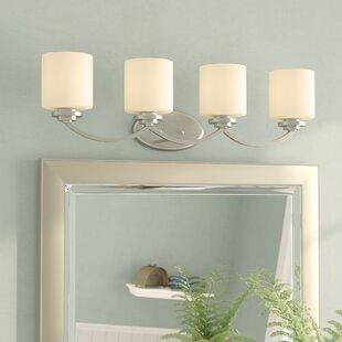 Brookshire 4-Light Vanity Light by Three Posts