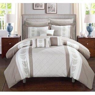 Clayton 8 Piece Comforter ..