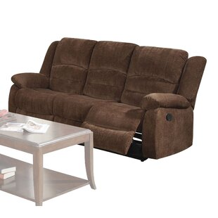 Shop Hinnant 3 Seater Fabric Motion Sofa by Red Barrel Studio