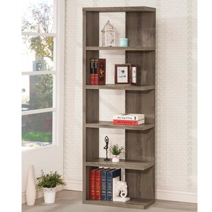 Hornyak Standard Bookcase by Winston Porter