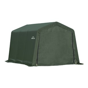8 Ft. W x 12 Ft. D Steel Pop-Up Canopy by ShelterLogic
