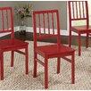 kursi kayu merah