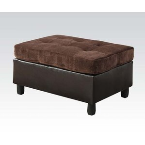 Cleavon Ottoman by ACME Furniture