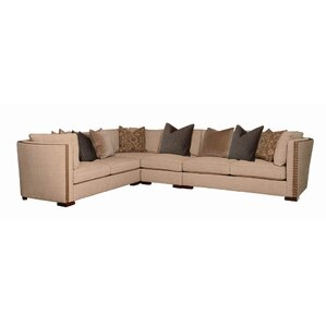 Warner Sectional by Gracie Oaks