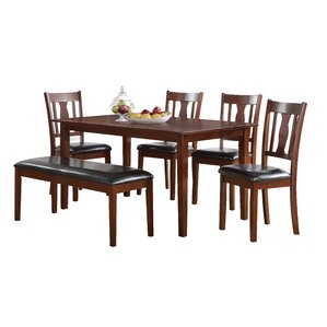 Bavis 6 Piece Dining Set by Darby Home..