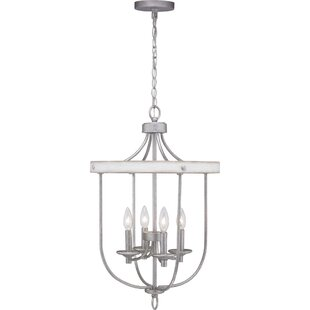 17 Stories Emaria 4-Light Urn Pendant