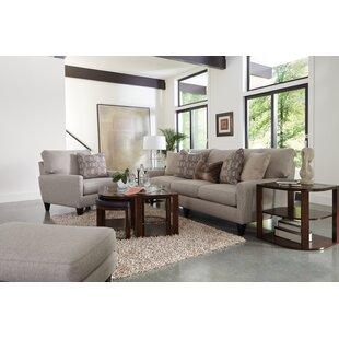 Baudelaire Configurable Living Room Set by Latitude Run