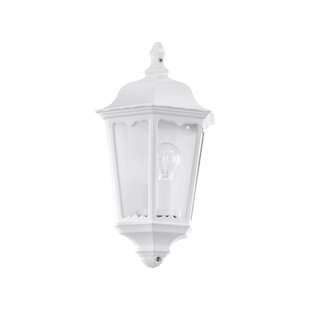 Deonte 1 Light Outdoor Wall Lantern By Brambly Cottage