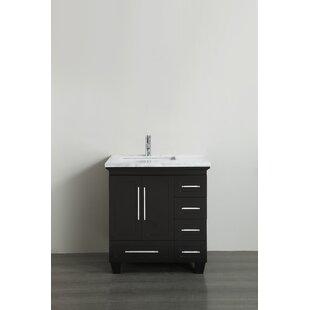 Furlow 30 Single Bathroom Vanity Set ByWrought Studio