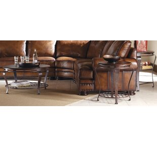 Clark 2 Piece Coffee Table Set