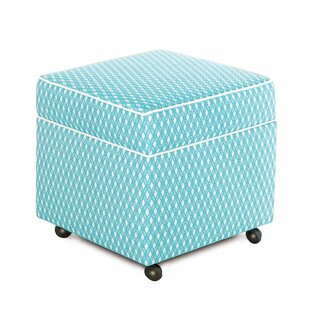 Maldive Storage Ottoman by Eastern Accents
