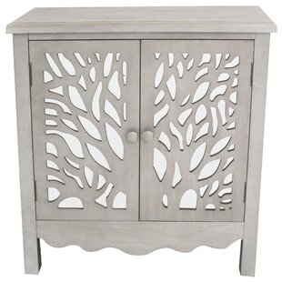 Padavano Willow Tree 2 Door Accent Cabinet by Red Barrel Studio
