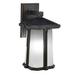 Reviews Micaela Outdoor Sconce By Charlton Home