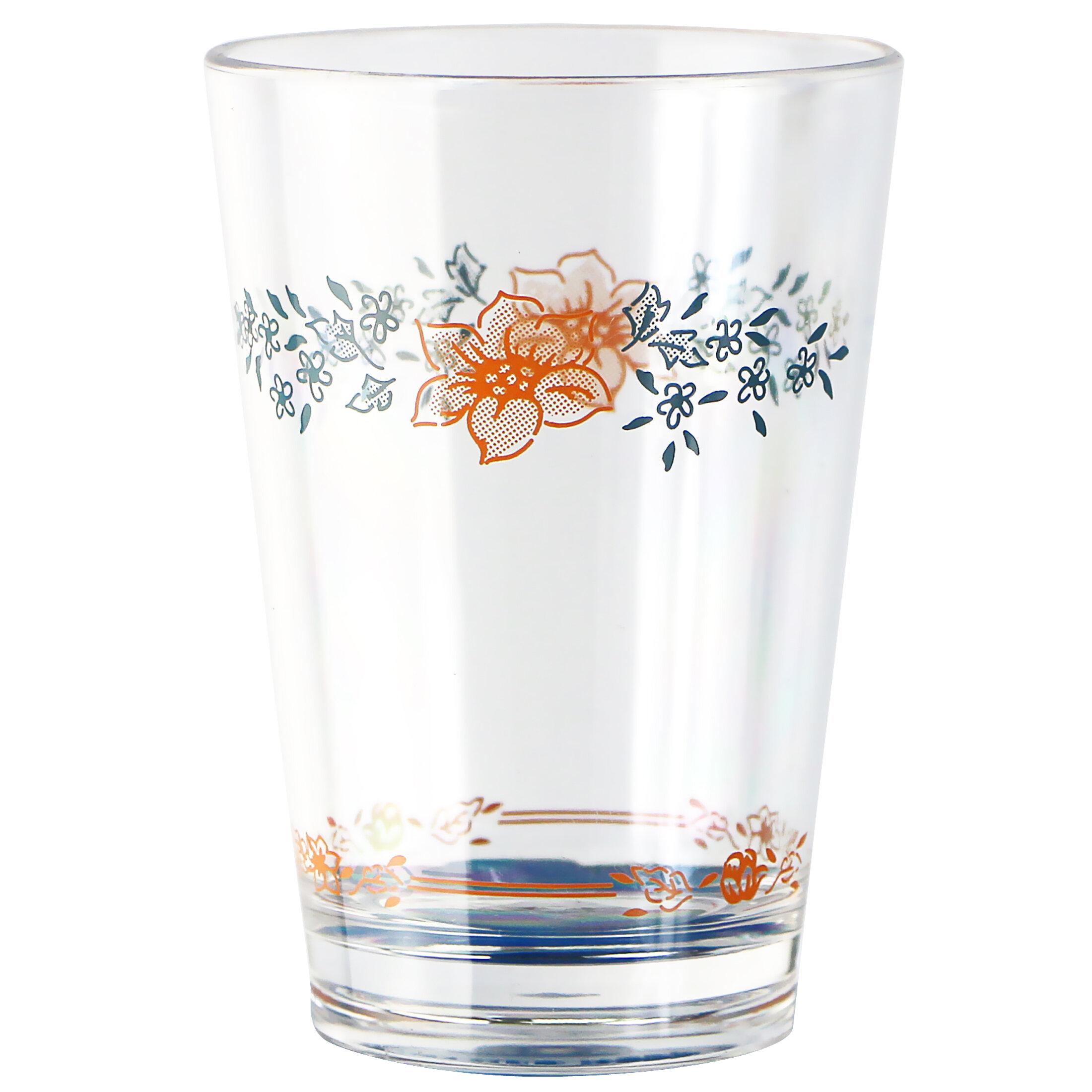 Corelle Coordinates 14 Oz Acrylic Drinking Glass Reviews Wayfair