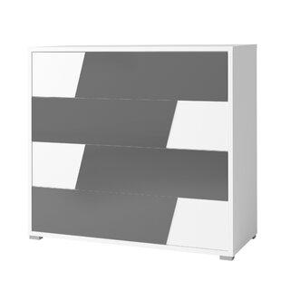 Hurst 4 Drawer Chest By Ebern Designs