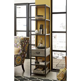 Upson Pier Etagere Bookcase by Three Posts Sale