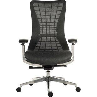 Dinwiddie Mesh Desk Chair By Ebern Designs