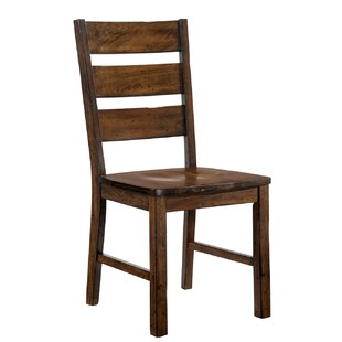 Dowell Upholstered Dining Chair (Set of 2) Millwood Pines