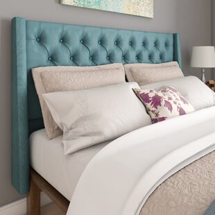 Lillibridge Upholstered Wingback Headboard