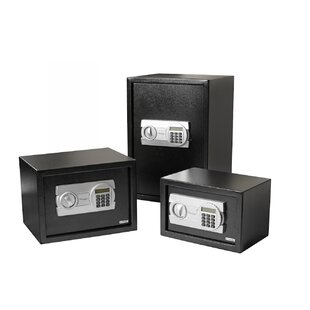 American Furniture Classics Digital Home Safe Box with Electronic Lock