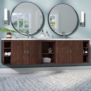 Hobbs 72 Double Bathroom Vanity Base Only By Ivy Bronx