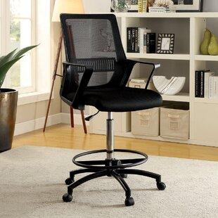 Topton Mesh Task Chair by Latitude Run Bargain