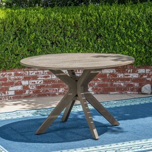 Adoxa Acacia Wood Dining Table