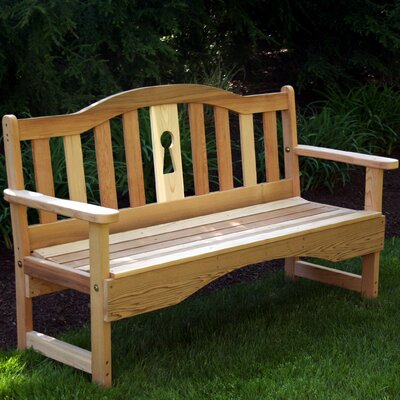Unfinished Outdoor Benches You Ll Love In 2020 Wayfair