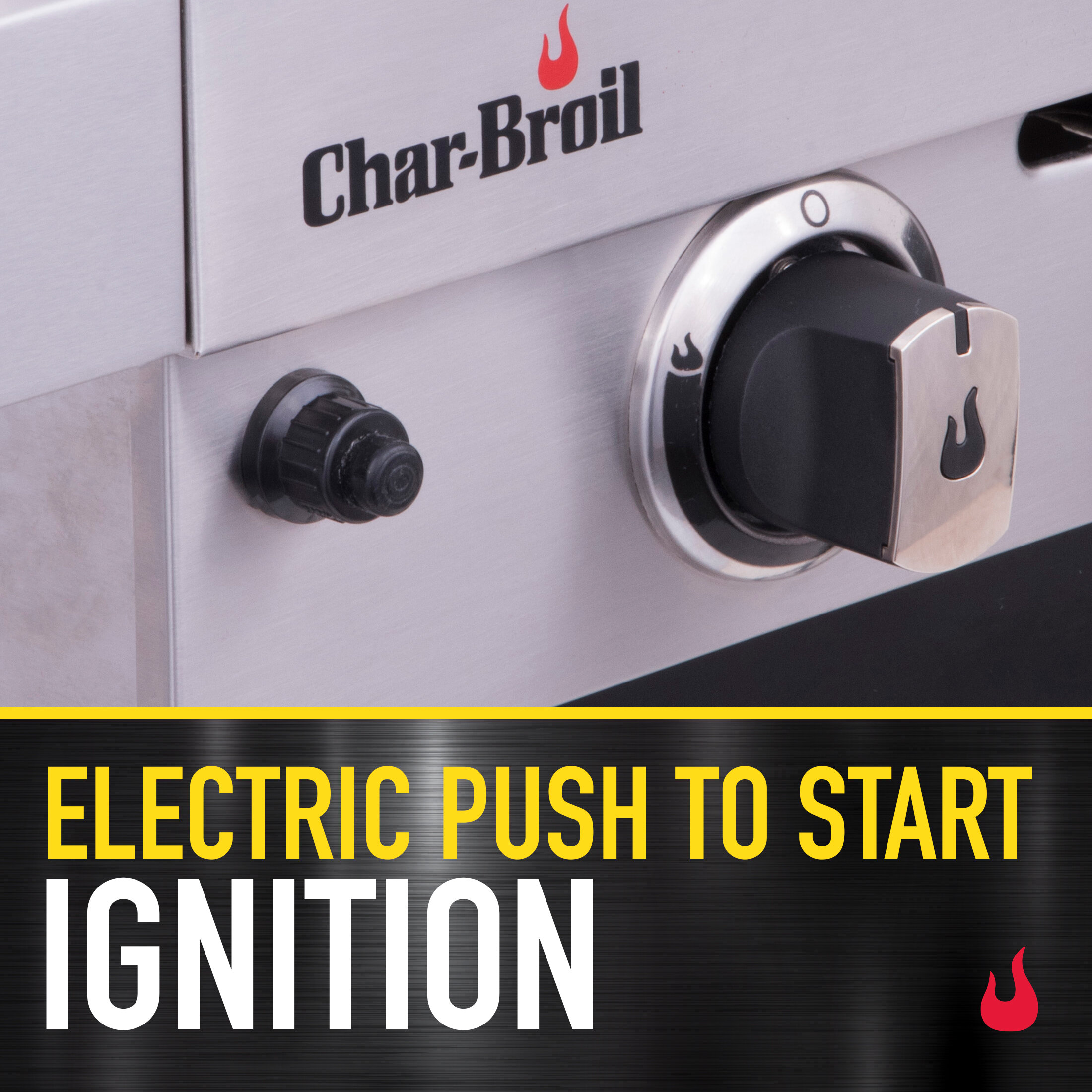 Electric Push-to-Start Ignition