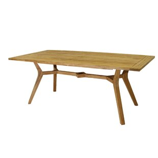Nautical Teak Dining Table