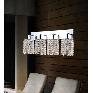 Rosdorf Park Boleyn 4-Light Vanity Light