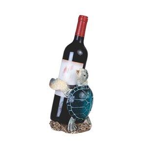 Waldron Sea Turtle 1 Bottle Tabletop Wine..