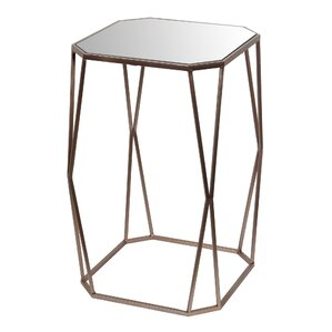 Samons End Table by Varick Gallery