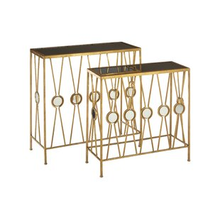 Mya 2 Piece Console Table Set By Canora Grey