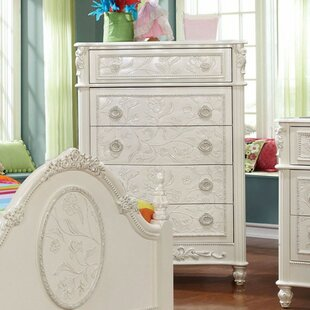 Shaima 5 Drawer Chest by Harriet Bee Cheap
